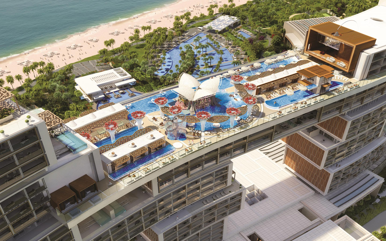 The Royal Atlantis Residences, Dubai. Luxury Living at its finest.